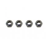 Set piulite Conical M12x1,5 spanner jaw width 19 mm, (4 buc)