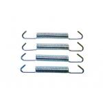 Set arcuri frana compatibil AO-KO 200x35, 230x40 pentru 2 roti