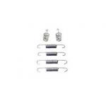 Set Arcuri Frana compatibil Knott 250x40 pentru 2 Roti piese remorci auto
