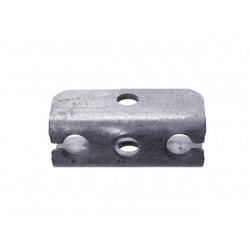 Balansier Profil U pentru Cablu cu Filet piese remorci auto