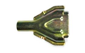 Semipalnie platou compatibil Knott, 18 mm