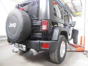 carlig remorcare jeep wrangler
