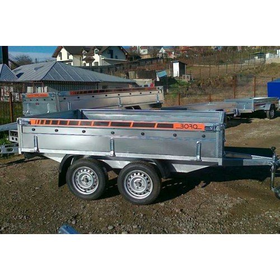 Remorca 750 kg tip platforma