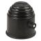 Capac sfera Carpoint pentru carlig remorcare auto din plastic cu blocare, negru